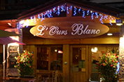 Restaurant L'Ours Blanc